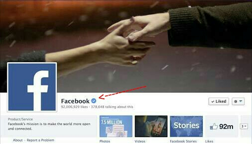How To Submit Facebook Page Verification Request 3