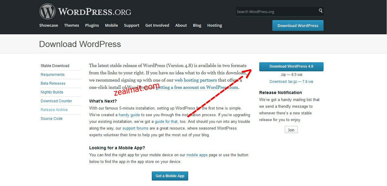 How to Install WordPress at cPanel without Softaculous